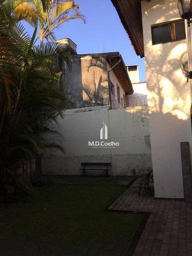 sobrado com 3 dormitórios à venda, 390 m² por r$ 1.500.000 - jardim são paulo(zona norte) - são paulo/sp - so0208