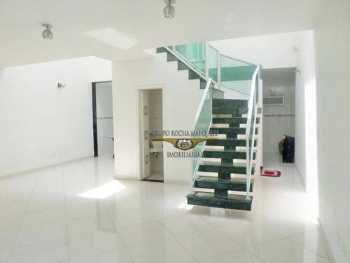 sobrado com 3 dormitórios à venda, 400 m² por r$ 1.600.000 - tatuapé - são paulo/sp - so0969