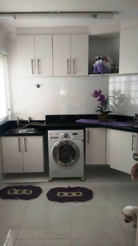 sobrado com 3 dormitórios à venda, 400 m² por r$ 1.750.000 - condomínio arujá 5 - arujá/sp - so12587