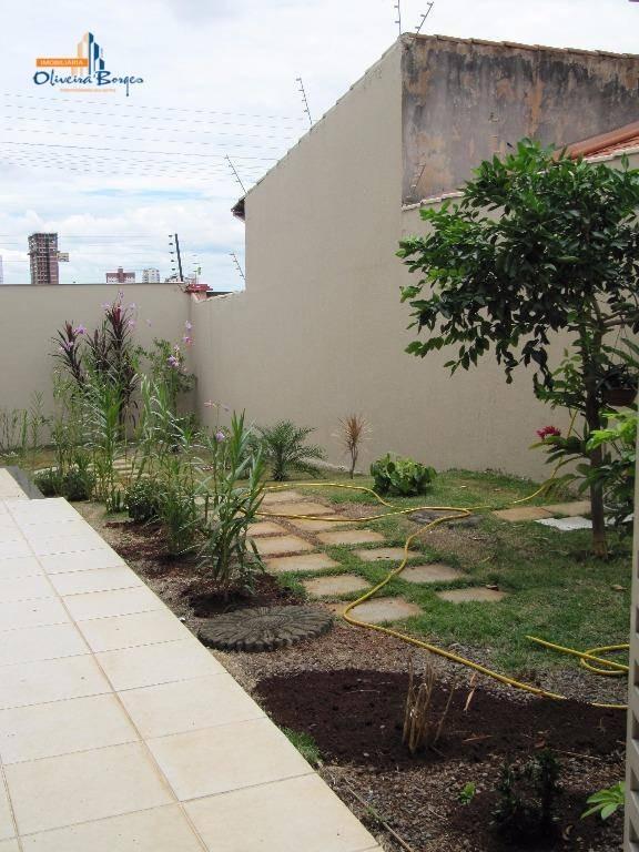 sobrado com 3 dormitórios à venda, 405 m² por r$ 760.000,00 - anápolis city - anápolis/go - so0043