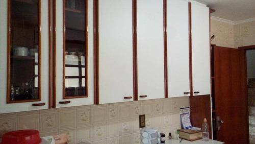 sobrado com 3 dormitórios à venda, 412 m² por r$ 950.000,00 - parque dos pássaros - são bernardo do campo/sp - so0166
