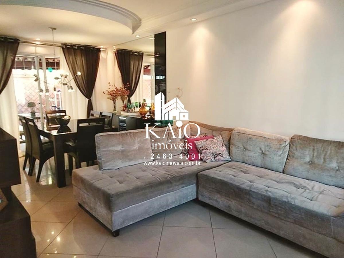 sobrado com 3 dormitórios à venda, 90 m² por r$ 605.000