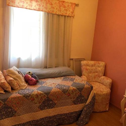 sobrado com 3 dormitórios à venda, 92 m² - jardim das indústrias - são josé dos campos/sp - so0643