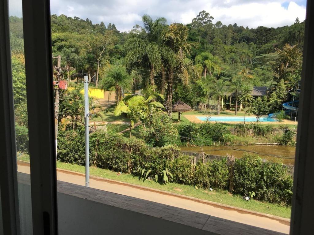 sobrado com 3 dormitórios à venda, 95 m² por r$ 185.000 - despezio - são lourenço da serra/sp - so0126