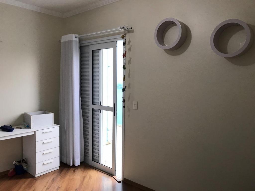 sobrado com 3 dormitórios à venda, - paulicéia - são bernardo do campo/sp - so0516
