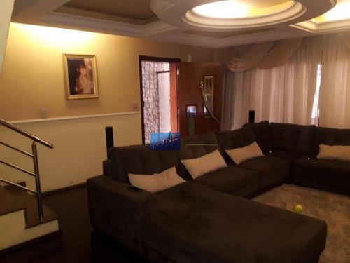 sobrado com 3 dormitórios à venda por r$ 1.270.000 - vila matilde - são paulo/sp - so0768