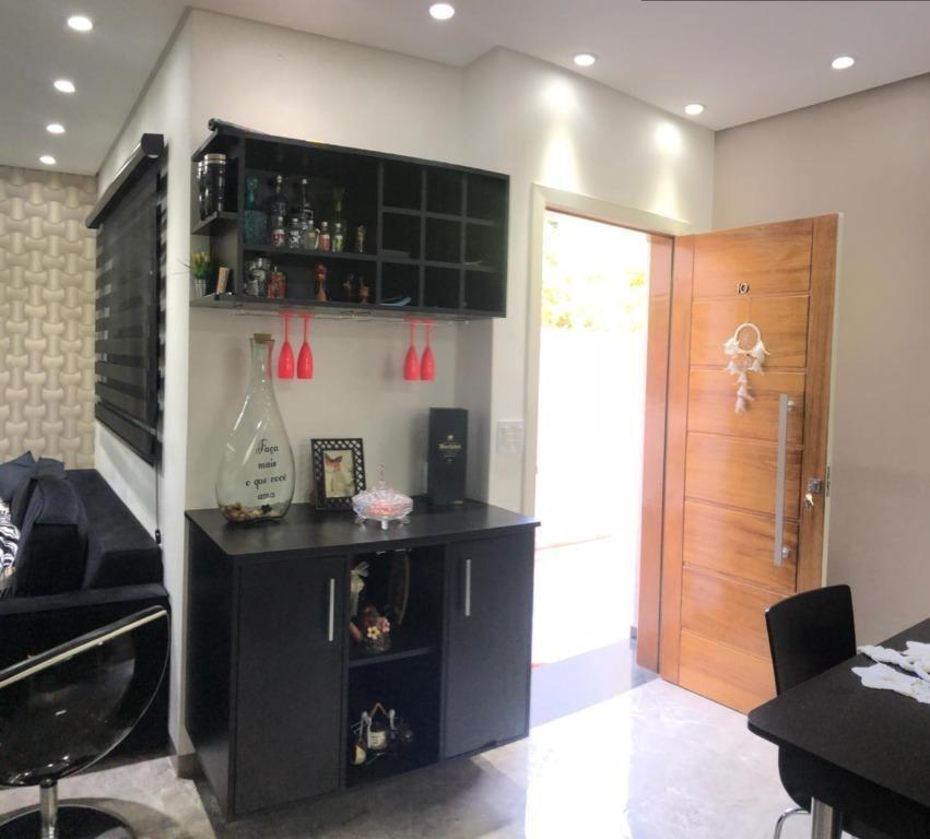 sobrado com 3 dormitórios à venda por r$ 648.000 - vila carrão - são paulo/sp - so0738