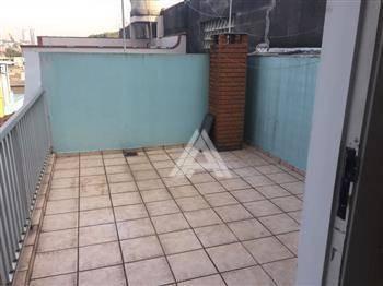sobrado com 3 dormitórios à venda por r$ 895.000 rua eduardo prado, 33 - utinga - santo andré/sp - so9407