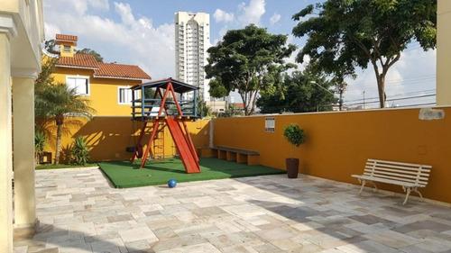 sobrado com 3 dormitórios à venda por r$ 950.000,00 - vila carrão - são paulo/sp - so1678