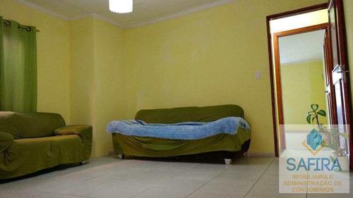 sobrado com 3 dorms, chácara dona escolástica, itaquaquecetuba - r$ 185.500,00, 0m² - codigo: 569 - v569