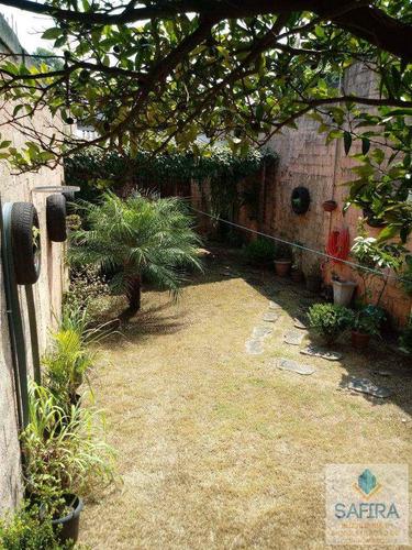 sobrado com 3 dorms, jardim medina, poá - r$ 650.000,00, 0m² - codigo: 876 - v876