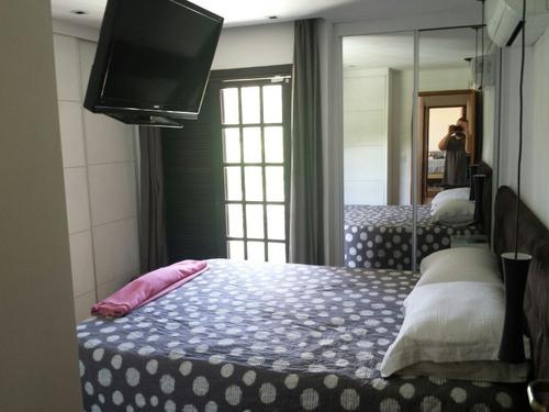 sobrado com 3 dorms - jd monte belo - elaine/wagner77496