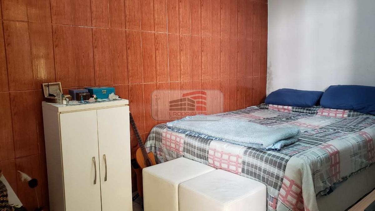 sobrado com 3 dorms, nova petrópolis, são bernardo do campo - r$ 635 mil, cod: 277 - v277