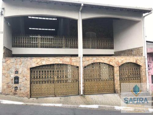 sobrado com 3 dorms, vila santa maria, poá - r$ 800.000,00, 361m² - codigo: 854 - v854