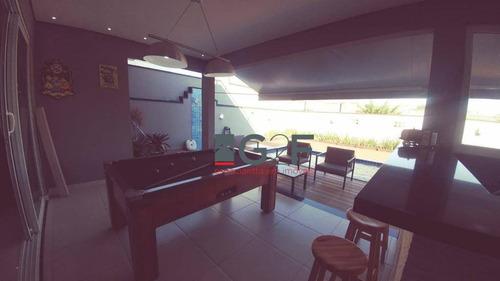 sobrado com 3 suítes à venda, 230 m² por r$ 1.197.000 - swiss park - campinas/sp - ca6262