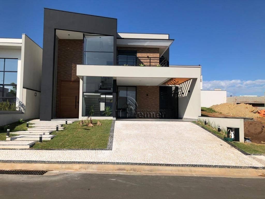sobrado com 3 suítes à venda, 263 m² por r$ 1.400.000 - jardim residencial dona lucilla - indaiatuba/sp - so0359