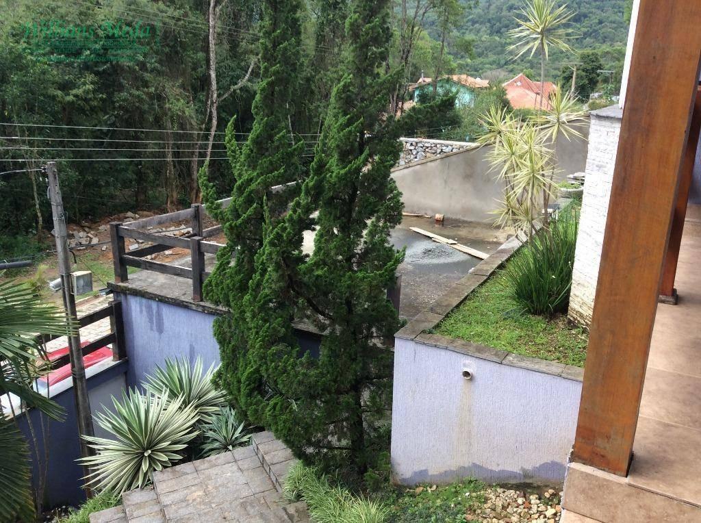 sobrado com 3 suítes à venda, 290 m² por r$ 1.000.000 - serra da cantareira - /sp - so1095