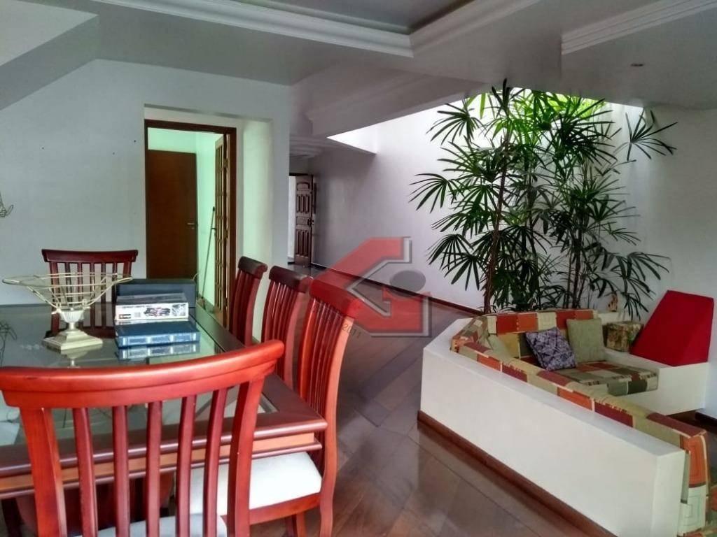 sobrado com 4 dormitórios, 290 m² - venda por r$ 1.380.000,00 ou aluguel por r$ 4.600,00/mês - vila marlene - são bernardo do campo/sp - so0853