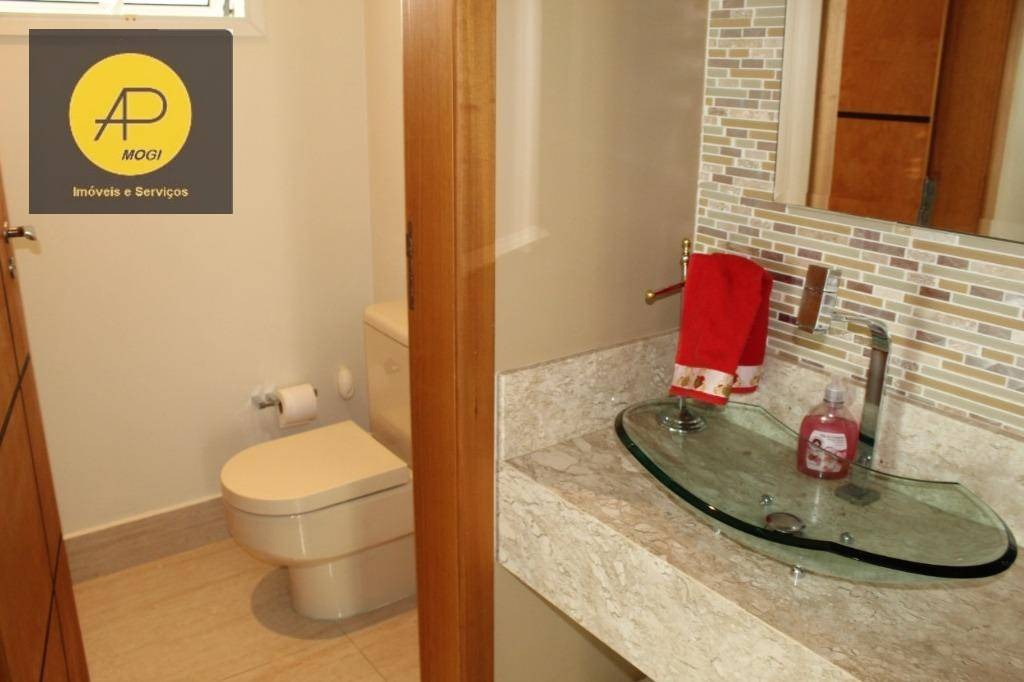 sobrado com 4 dormitórios, 385 m² - aruã eco park - mogi das cruzes/sp - so0101