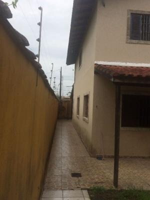 sobrado com 4 dormitórios e 4 wc em itanhaém - ref 2801