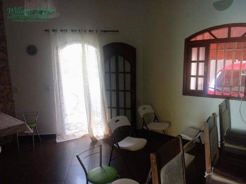 sobrado com 4 dormitórios para alugar, 308 m² por r$ 4.800/mês - vila galvão - guarulhos/sp - so0340