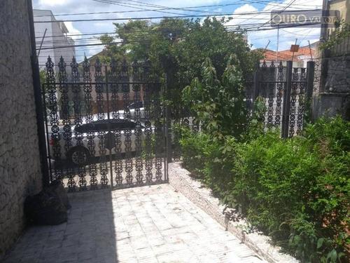 sobrado com 4 dormitórios para alugar, 310 m² por r$ 4.000/mês - alto da mooca - so 190505v - so0521