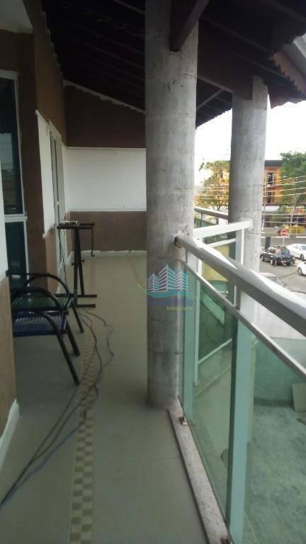 sobrado com 4 dormitórios para alugar, 350 m² por r$ 4.000/mês - jardim amanda i - hortolândia/sp - so0188