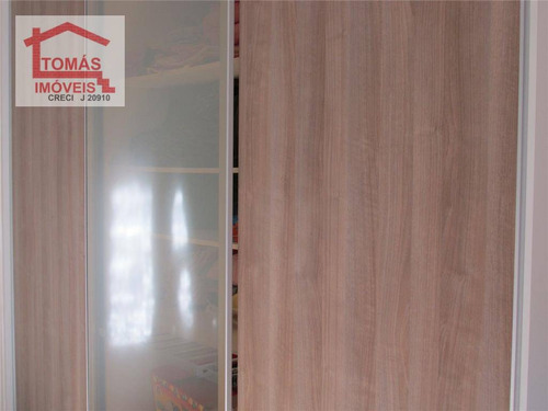 sobrado com 4 dormitórios à venda, 132 m² por r$ 700.000 - jaraguá - são paulo/sp - so0853