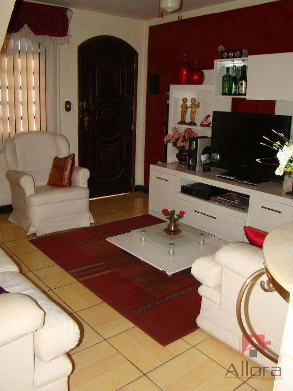 sobrado com 4 dormitórios à venda, 140 m² por r$ 300.000,00 - residencial parque cumbica - guarulhos/sp - so0868