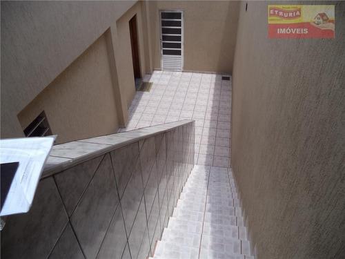 sobrado com 4 dormitórios à venda, 140 m² por r$ 460.000 - jardim imperador (zona leste) - são paulo/sp - so0106