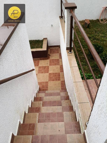 sobrado com 4 dormitórios à venda, 166 m²  - vila são paulo - mogi das cruzes/sp - so0070