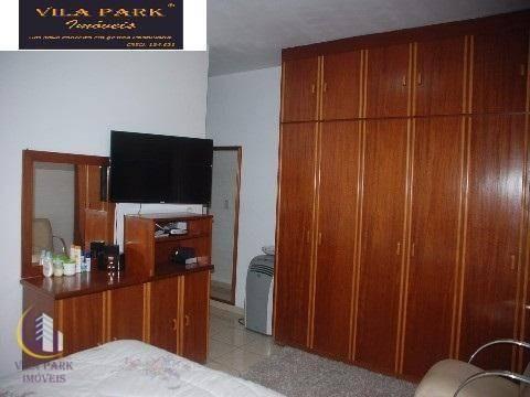 sobrado com 4 dormitórios à venda, 170 m² por r$ 650.000,00 - cipava - osasco/sp - so0500