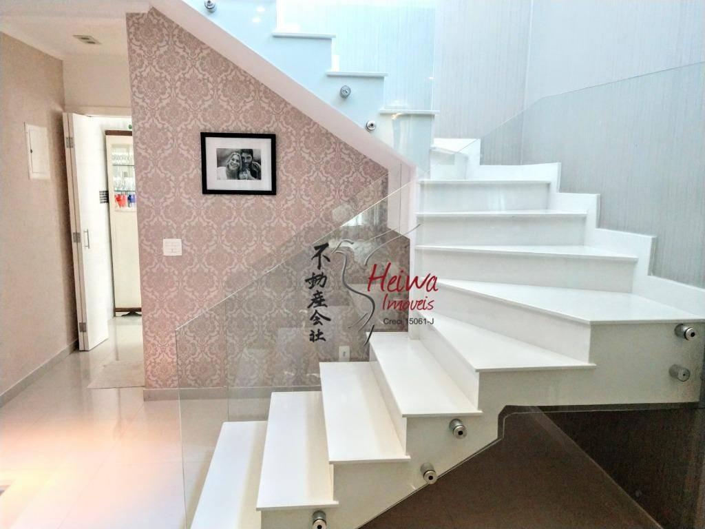 sobrado com 4 dormitórios à venda, 180 m² por r$ 950.000 - parque são domingos - so0518