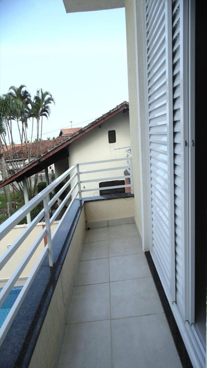 sobrado com 4 dormitórios à venda, 190 m² por r$ 773.900,00 - solemar - praia grande/sp - so0015