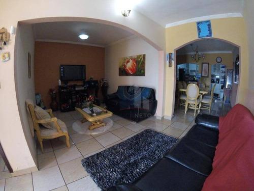 sobrado com 4 dormitórios à venda, 196 m² por r$ 475.000 - vila assis brasil - mauá/sp - so0053
