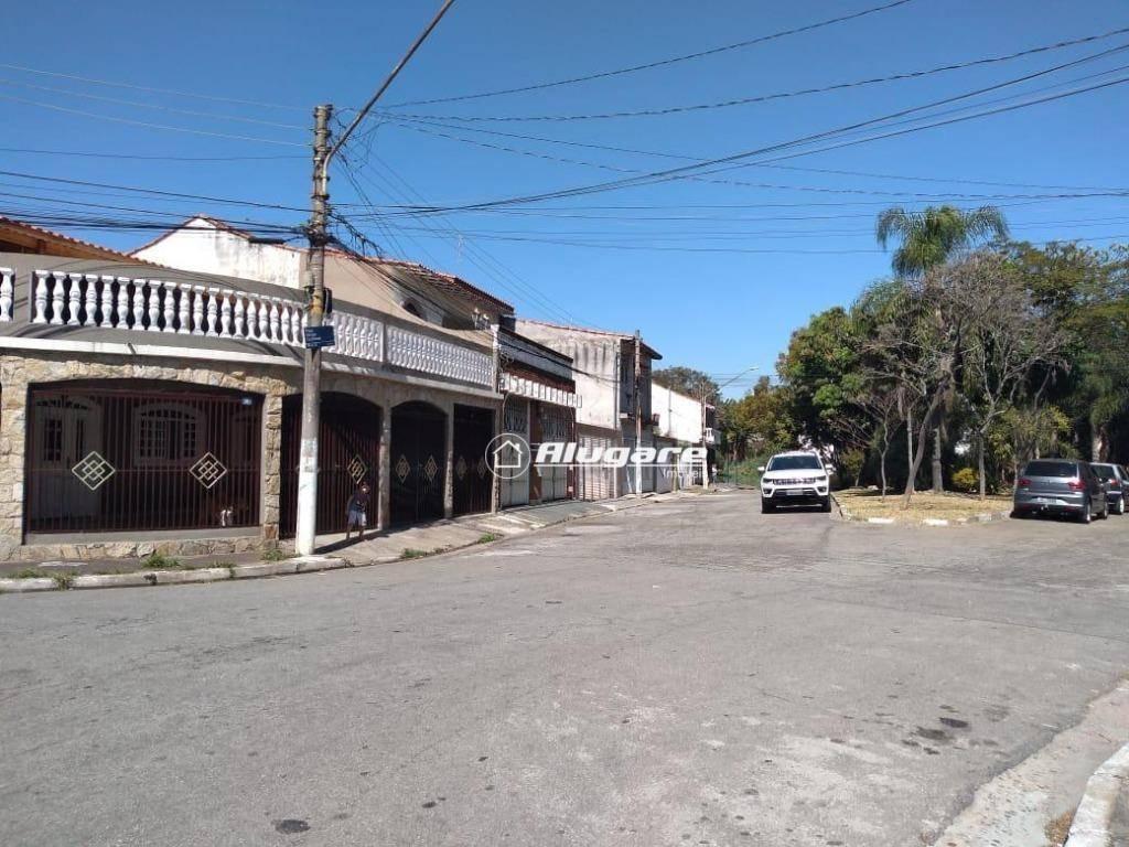 sobrado com 4 dormitórios à venda, 196 m² por r$ 715.000,00 - parque renato maia - guarulhos/sp - so0649