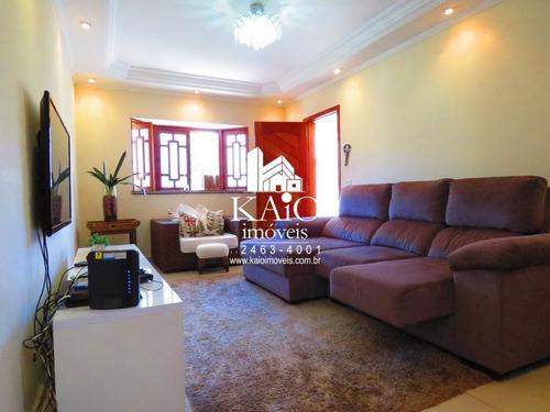 sobrado com 4 dormitórios à venda, 198 m² por r$ 695.000 - jardim santa mena - guarulhos/sp - so0131
