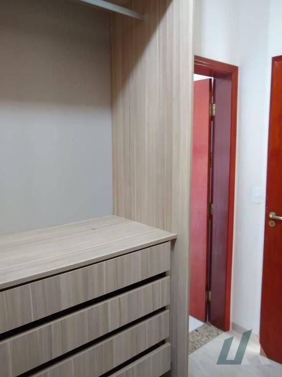 sobrado com 4 dormitórios à venda, 208 m² por r$ 725.000,00 - condomínio villagio milano - sorocaba/sp - so1147