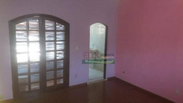 sobrado com 4 dormitórios à venda, 220 m² por r$ 385.000 - parque são francisco iii - guaratinguetá/sp - so0579