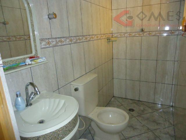 sobrado com 4 dormitórios à venda, 221 m² por r$ 535.000,00 - assunção - são bernardo do campo/sp - so0270