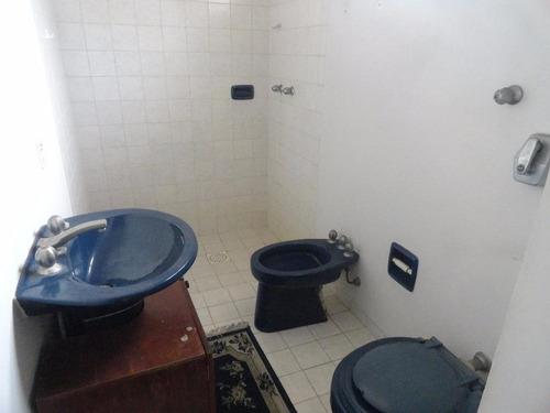 sobrado com 4 dormitórios à venda, 223 m² por r$ 1.200.000 - vila belmiro - santos/sp - so0262