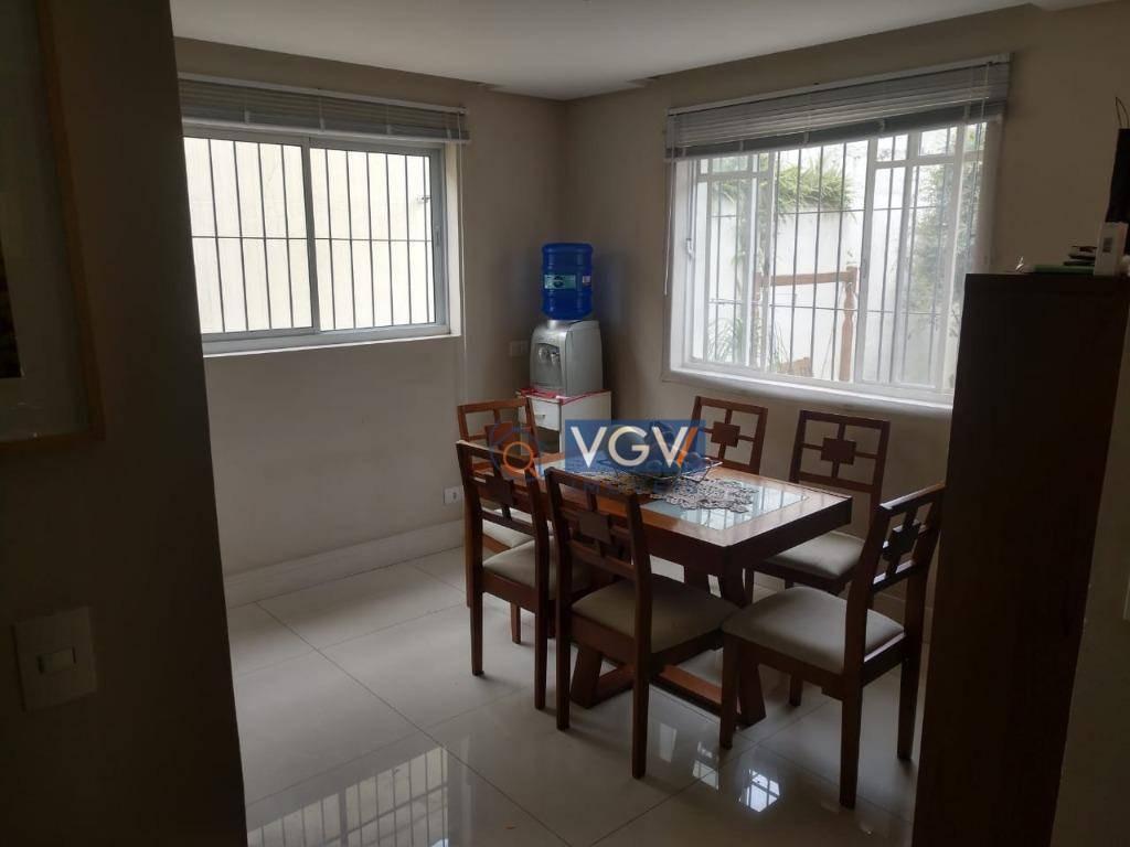 sobrado com 4 dormitórios à venda, 250 m² por r$ 1.100.000,00 - planalto paulista - são paulo/sp - so0867