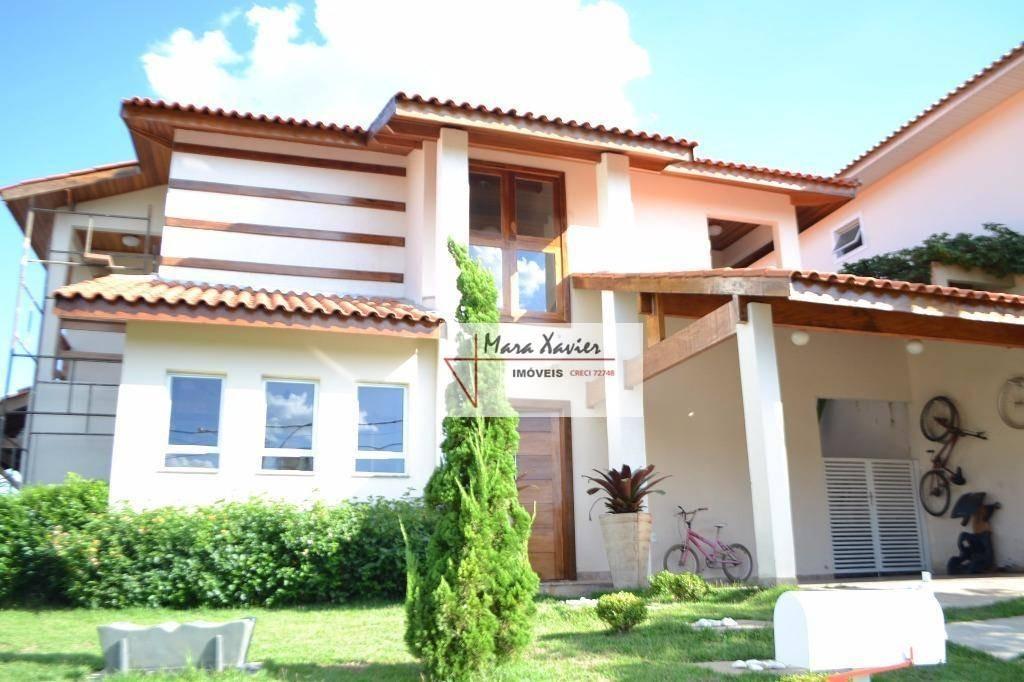 sobrado com 4 dormitórios à venda, 270 m² por r$ 960.000,00 - panorama - vinhedo/sp - so0231