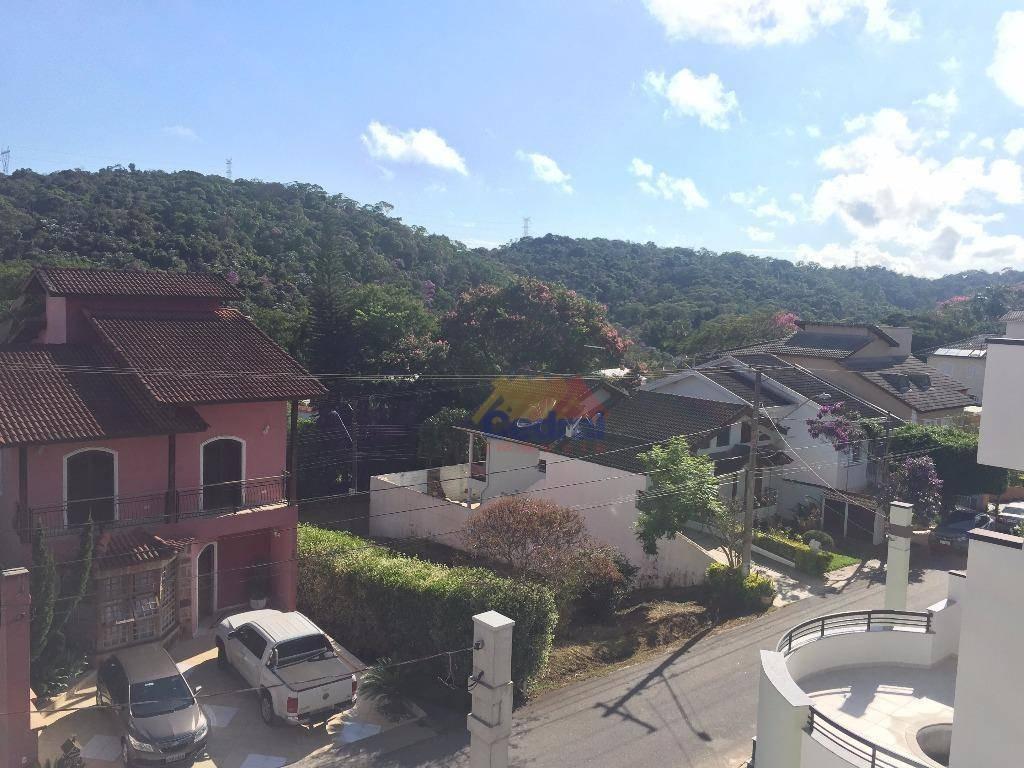 sobrado com 4 dormitórios à venda, 299 m² por r$ 1.900.000,00 - condomínio aruã - mogi das cruzes/sp - so0136