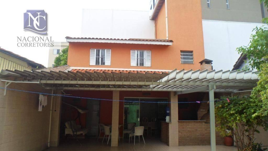sobrado com 4 dormitórios à venda, 300 m² por r$ 1.200.000 - vila curuçá - santo andré/sp - so3263