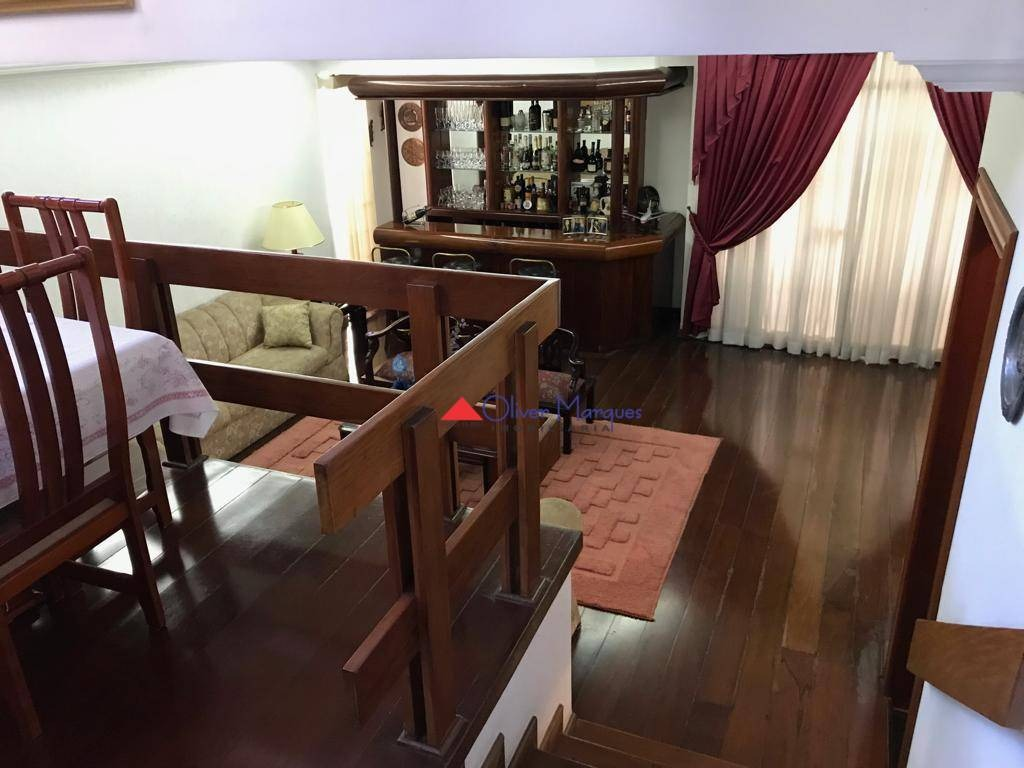 sobrado com 4 dormitórios à venda, 317 m² por r$ 1.500.000,00 - adalgisa - osasco/sp - so2127