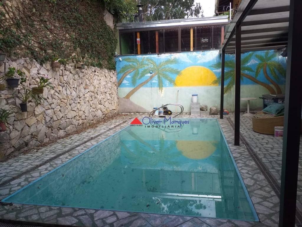 sobrado com 4 dormitórios à venda, 319 m² por r$ 1.457.000,00 - adalgisa - osasco/sp - so2064