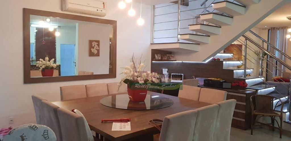 sobrado com 4 dormitórios à venda, 320 m² por r$ 1.200.000,00 - campos do conde i - tremembé/sp - so0385