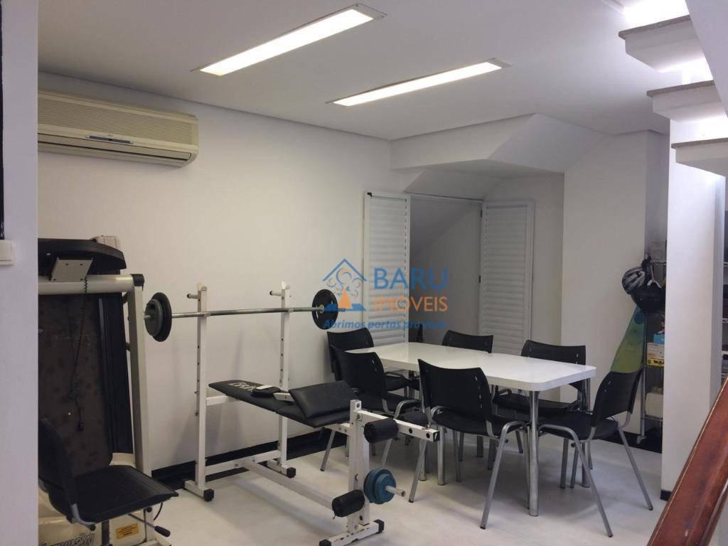 sobrado com 4 dormitórios à venda, 320 m² por r$ 2.000.000,00 - alto da boa vista - são paulo/sp - so3074