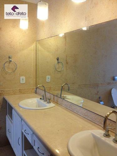 sobrado com 4 dormitórios à venda, 345 m² por r$ 1.200.000 - jardim floresta - atibaia/sp - so0064